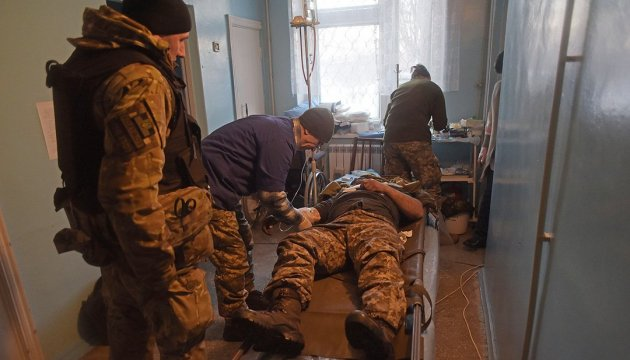 One Ukrainian soldier killed, 18 wounded in ATO zone over last day