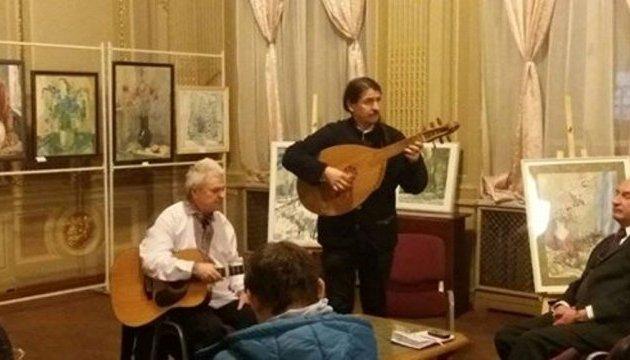 Творча зустріч в Українському фонді культури до Дня Соборності