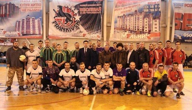 В Івано-Франківську провели турнір з футзалу пам'яті Григорія Семанишина