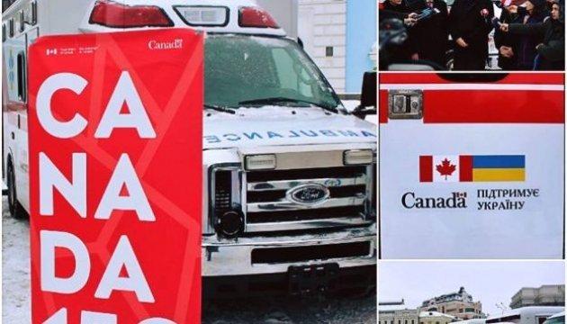 П'ята медична місія канадських лікарів вирушає до України
