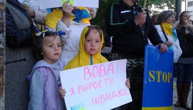 Los ucranianos de Portugal piquetearán hoy la Embajada de Rusia en Lisboa