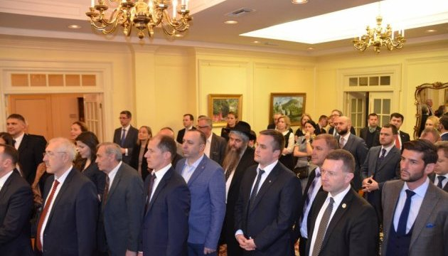 Посольство Украины в США собрало украинских участников молитвенного завтрака с Трампом