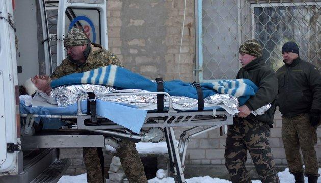 Доба в АТО: поранені четверо бійців