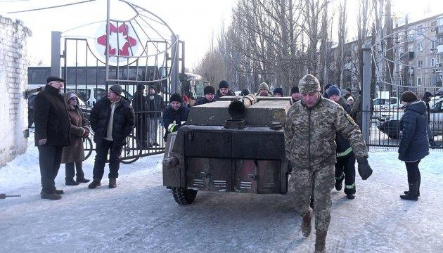 Энергетики не могут начать ремонт в Авдеевке из-за обстрелов - ДТЭК