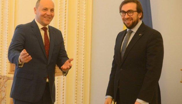 Парубій впевнений: Україна буде в НАТО