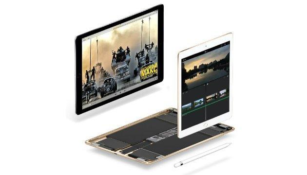 В каталоге Розетки появился новый Apple iPad Pro