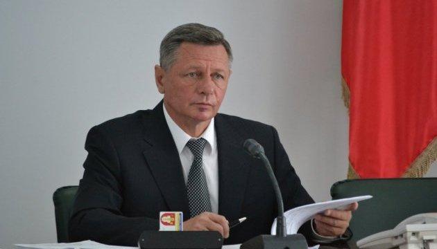В Луцке попрощались с городским головой Николаем Романюком