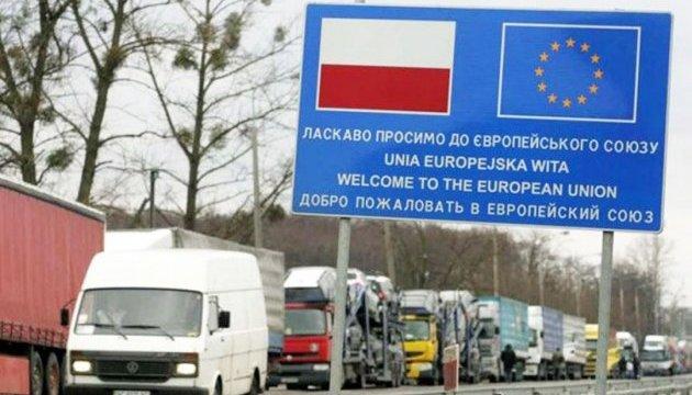 В 2016 году почти 100 тыс. украинцев хотели получить разрешение на проживание в Польше