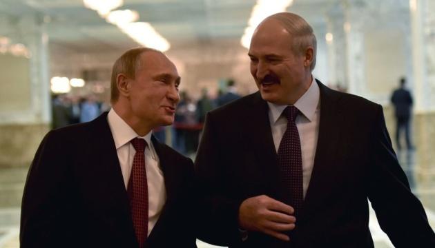 Лукашенко поговорив з Путіним через «європейські проблеми» Білорусі
