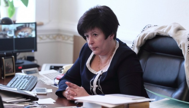 Lutkovska plans to agree with Russian ombudsperson on mutual visits