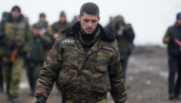 'DPR' militant commander aka Givi killed in Donetsk