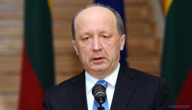 Дії Америки щодо Росії викликають оптимізм — екс-прем'єр Литви