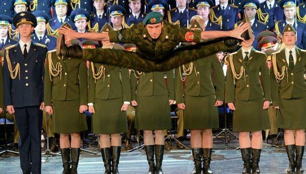 Эстония «завернула» ансамбль песни и танца ВС России