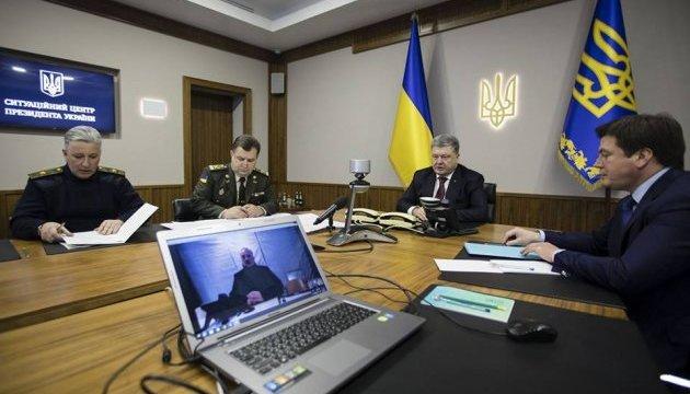 Порошенко: За преступления в Авдеевке ответственна Россия