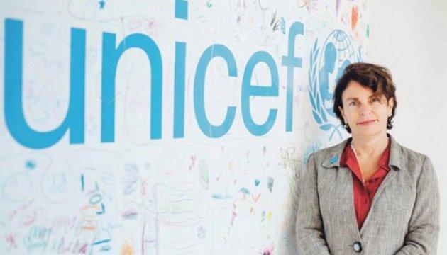 UNICEF sends humanitarian aid to occupied territories in eastern Ukraine