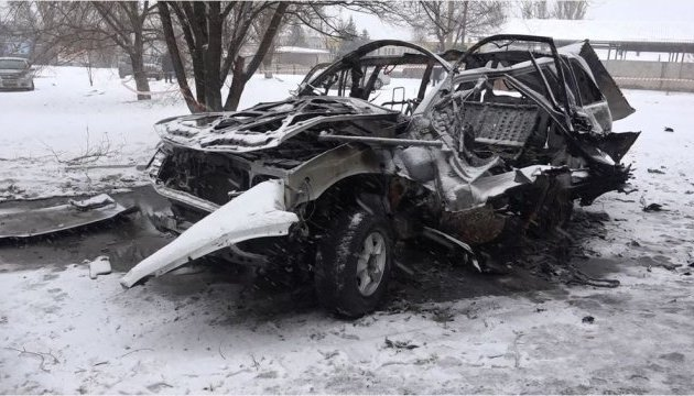 У Луганську вбили главу