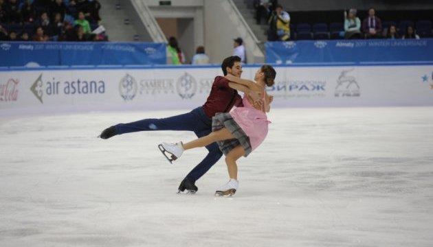 Українські фігуристи стали чемпіонами Всесвітньої Універсіади