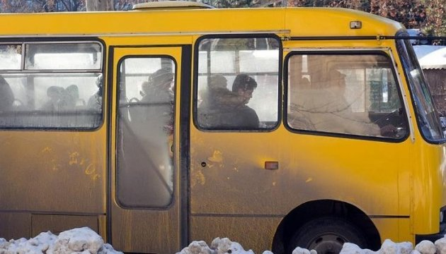 На Житомирщині проїзд у маршрутках подешевшав на 15%