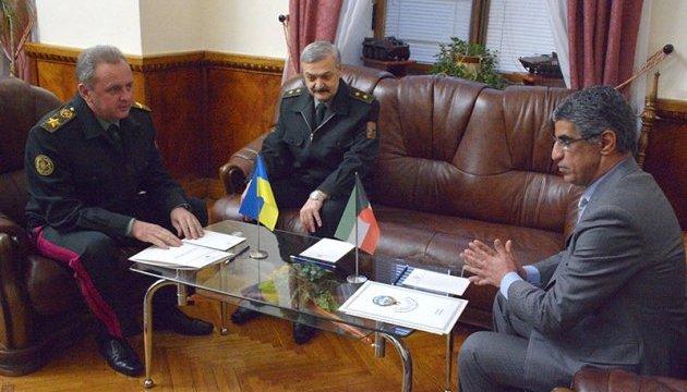Украина благодарна Кувейту за поддержку в борьбе с агрессором - Муженко