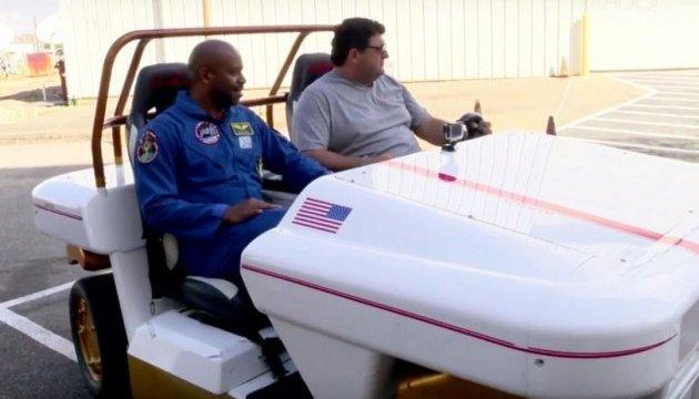 NASA представила свій космомобіль