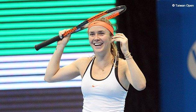Світоліна розгромила китаянку Чжен на турнірі WTA в ОАЕ