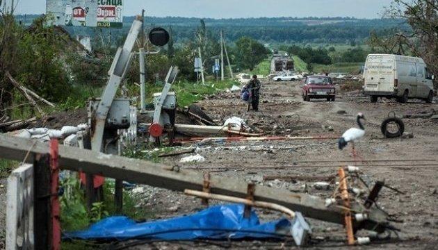 Российская сторона СЦКК тормозит ремонтные работы на Донбассе - штаб