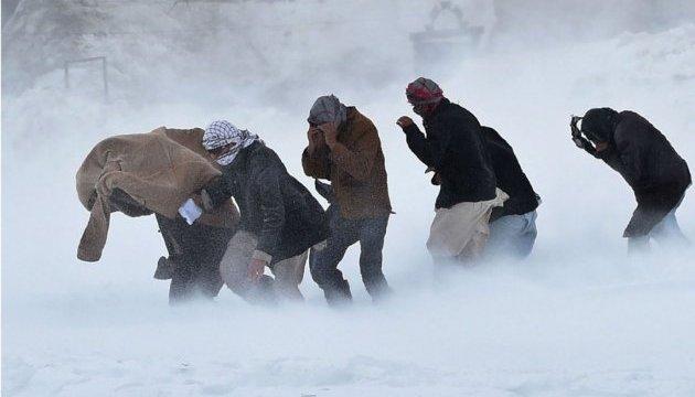 Жертвами лавин и снегопадов в Афганистане стали более 100 человек
