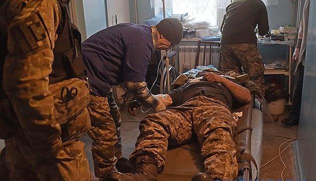 Доба в АТО: Ворог активізував вогневі провокації, трьох військових поранено