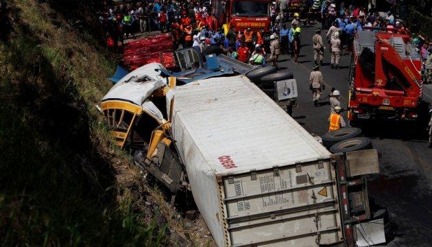 У Гондурасі в ДТП загинули 16 осіб