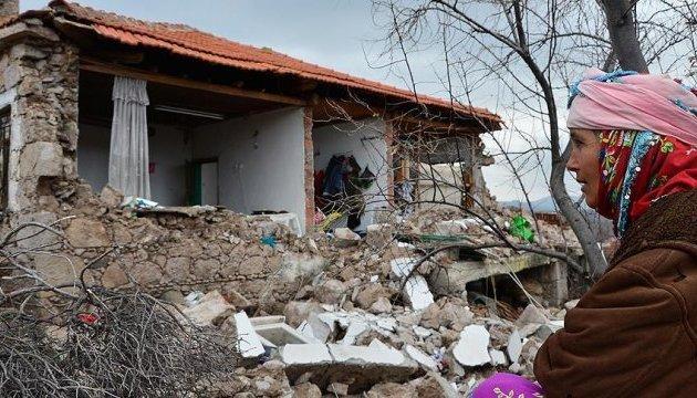 На западе Турции произошло второе за день землетрясение