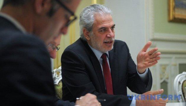 Украину посетит еврокомиссар по вопросам гуманитарной помощи