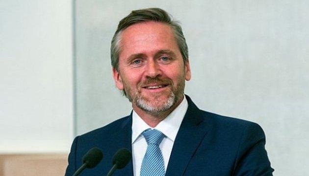 Помощь Украине является моральным долгом ЕС - глава МИД Дании