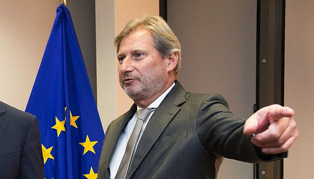 No reasons for lifting sanctions against Russia - European Commissioner Hahn