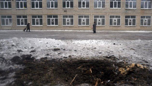Бойовики обстрілюють із 120-мм мінометів житлові квартали Авдіївки
