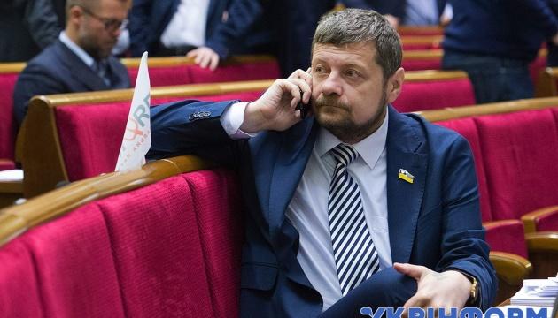 """Луценко говорит, что в деле Мосийчука """"не сходятся концы с концами"""""""