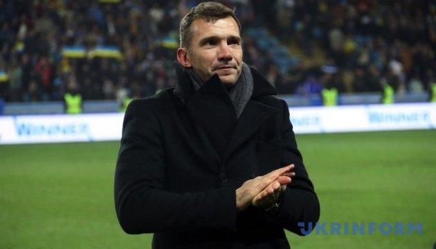 Шевченко хочет перенести 22 тур чемпионата Украины ради игры с Хорватией
