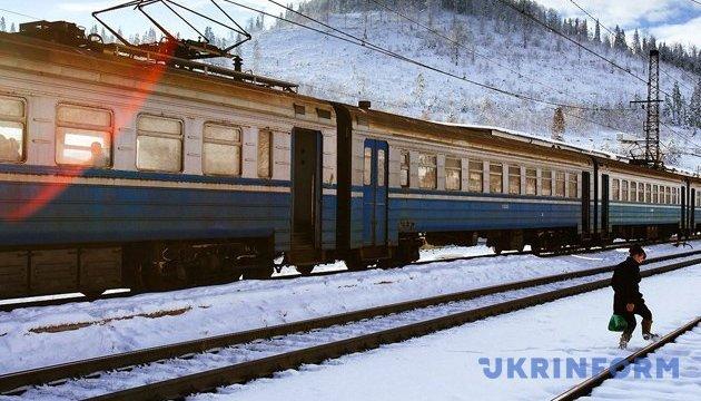 На Львівщині швидкісний потяг на смерть збив дівчину