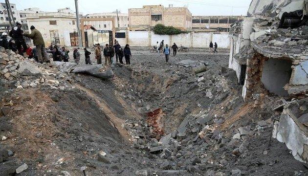 Количество жертв авиаударов по Идлибу увеличилось до 30