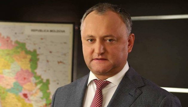 Dodon dice que Kyiv puede ayudar a arreglar el conflicto en Transnistria