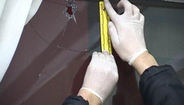 У Києві стріляли у вікно Київського окружного адміністративного суду