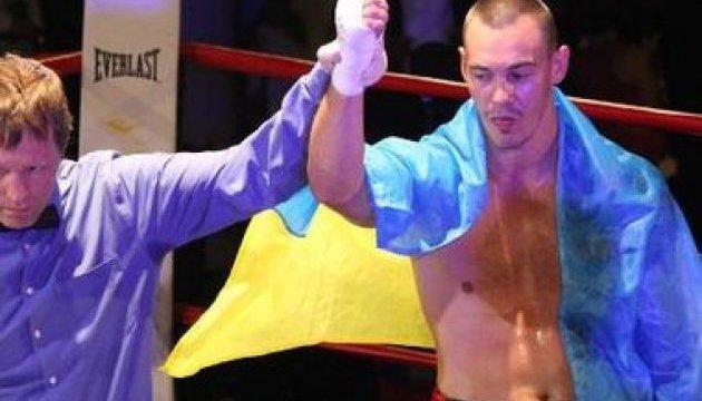 Украинец Александр Тесленко 24 февраля дебютирует на ринге США