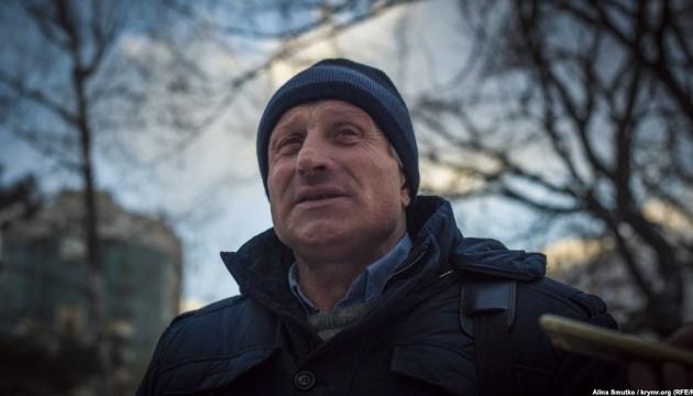 Журналіст Семена отримав постанову про зняття російської судимості в окупованому Криму