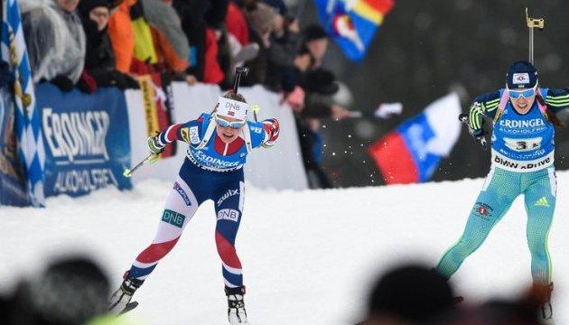 Украина назвала состав на стартовую гонку ЧМ-2017 по биатлону