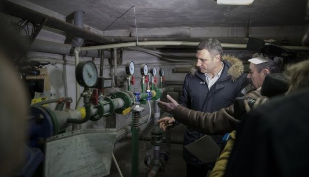 Кличко хоче дати більше грошей на енергозбереження
