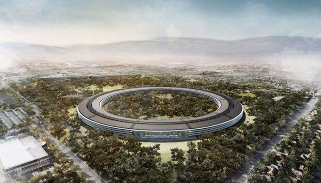 Apple хочет, чтобы в штаб-квартире не было порогов
