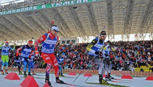 У Росії відбирають чемпіонат світу з біатлону 2021 року