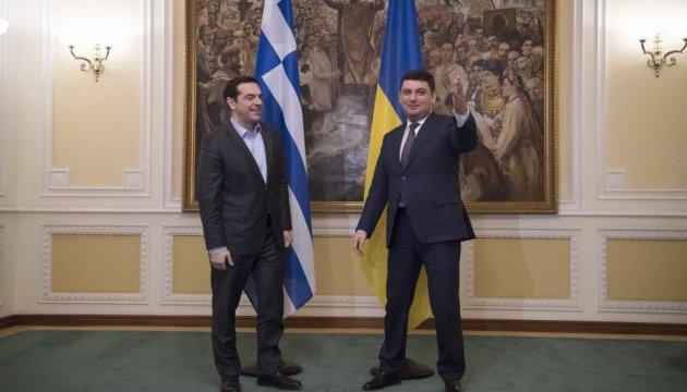 Киев и Афины должны найти совместные пути решения болезненных вопросов - Ципрас