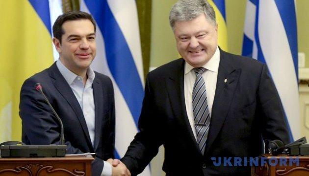 Порошенко надеется на безвиз с ЕС летом