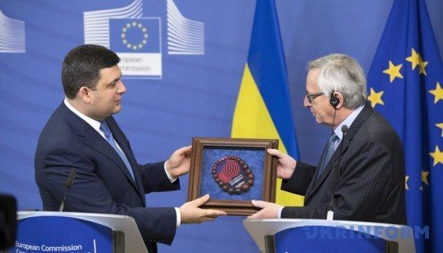 Український інтерес у Брюсселі: допомога в обмін на реформи