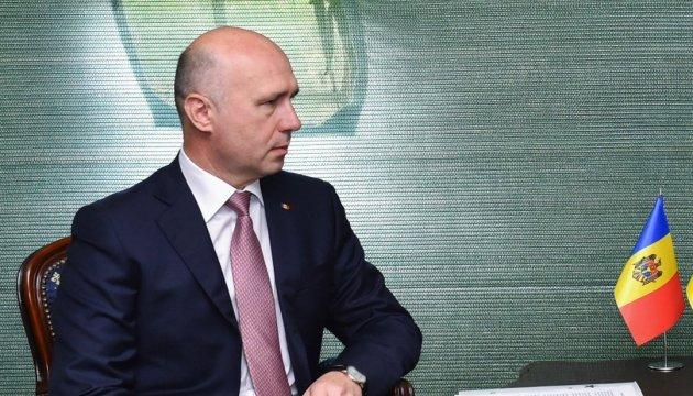 Премьер Молдовы заявляет о вмешательстве РФ в парламентские выборы